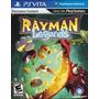 Juego Rayman Legends Para Ps Vita Original Sellado