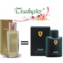 Perfume Tradução Gold De Marcas Variadas