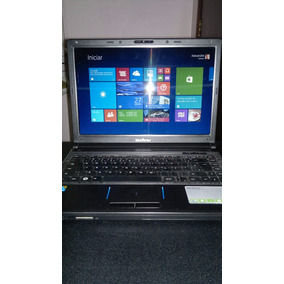 Notebook Intelbras Core 2 Duo 4 Gb De Ram Hd250 Windows 8.1