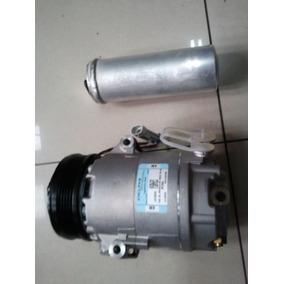 Compressor Delphi + Filtro Secador Importado Gm Meriva Todas
