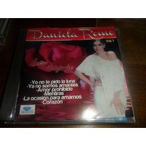 Cd Daniela Romo Exitos Originales Vol 1