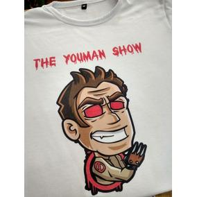 Remera The Youman Show Niños Adultos El Canal De Las Locuras