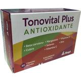 Tonovital Plus Antioxidante Suplemento Dietario X 30 Capsula
