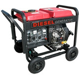 Planta Diesel Etq 4000 Vatios Nueva