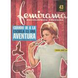 Fasciculo Femirama Enciclopedia Suplemento Moldes . 1964