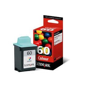 Tinta Lexmark 60 Color 17g0060 Z12 Z22 Z32
