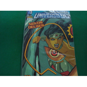 Cx Aai 43 -##-hq Dc Comics Os Novos 52! Universo Dc Nº.15