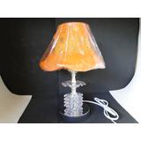 Lindo !!!!! Abajur Toque Eletronico 03 Niveis De Luz 31 Cm