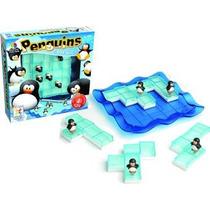 Juego Desarrollo Mental Pingüinos Sobre Hielo Smart Games