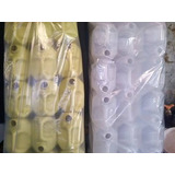 Bidones De Plastico Por 5 Litros En Bolsones De 21 Unid.