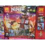 Ninjago Lego Alterno Lighthouse Siege Phantom Asedio Al Faro