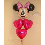 Globo Minnie O Mickey De 24 Pulgadas Original Disney