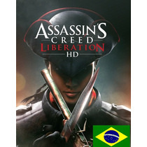 Assassins Creed Liberation Hd Psn Ps3 Envio Imediato