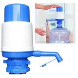 Dispensador De Agua Para Bidón De 10 A 20 Lt, Bomba Manual