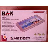 Tablet Ibak-gps702dtv Tela De 7