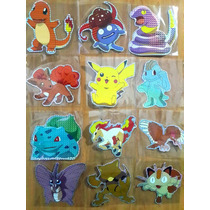 Stickers Decorativos Brillantes Pokemon Bulbasaur Evergames
