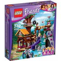 Lego Friends 41122: Adventure Camp: Casa En El Árbol