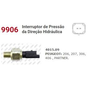 9906 -interruptor Pressao Direção Hidraulica Peugeot