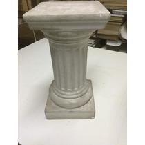 Columna De Yeso De 40 Cm