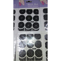 Vinilos Nail Art Uñas Decoracion Diseños Exclusivos