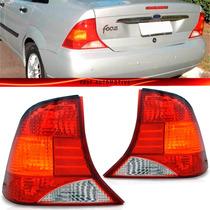 Lanterna Focus Sedan 2005 2006 2007 2008 Traseira
