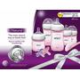 Philips Avent Set De Inicio Natural Infantil, Rosa