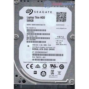 Hd Notebook Seagate - 500gb / 7.200rpm / Sata3 / 32mb Cache