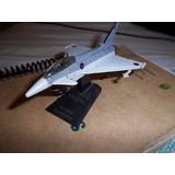 Avion De Coleccion Eurofighter Juguete