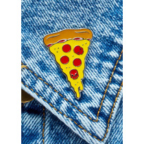 Pin Importados Pizza. Estilo Complot Ay Not Dead Levis