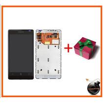 Lcd + Touch Digitalizador Completo Original Nokia Lumia 800