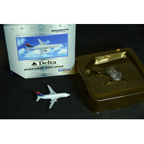 Boeing 737-200 - Delta - 1:400 - Gemini Jets - Brega 1/400