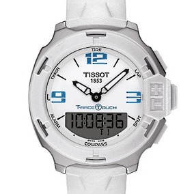 Relogio Tissot T Race Touch T081.420.17.017.01 Branco