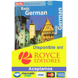 New Basic German Course Book - Royce Editores