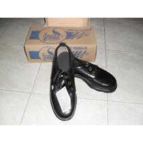 Zapatos Dotacion Vigilancia Marca Grulla Tallas 40 Y 42
