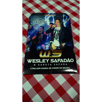 Dvd Wesley E Garota Safada Vila Mix 2015 + Frete Grátis