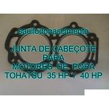 Junta De Cabeçote Motor De Popa Tohatsu 35 Hp 40 Hp