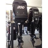 Motor Mercury 200 Hp Nuevo Con Accesorios Para Larga