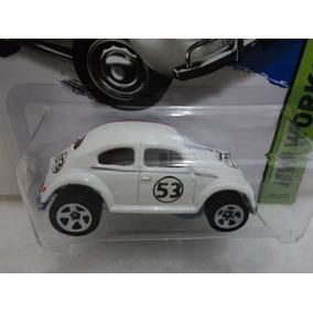 Hot Wheels - Volkswagen Beetle Herbie - 2014 - Lacrado