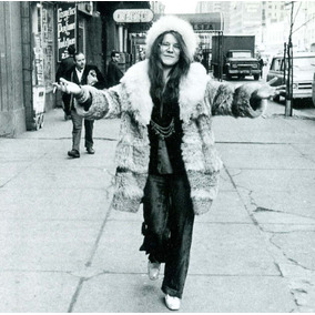Janis Joplin - Lote Com 11 Fotos 10 X 15 Cm