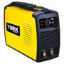 Maquina Inversor De Solda 150a Tork 127v + Kit Solda