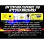 Cerco Electrico Kit 100 Mts Solo Materiales Listo Instalar