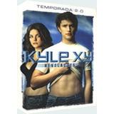 Box Kyle Xy Revelações Temporada 2.0- 4 Dvd