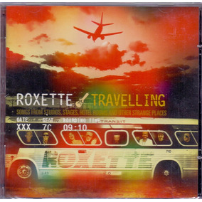 Cd Roxette - Travelling - Novo***