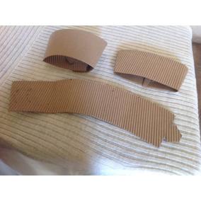 Fajillas,mangas Para Vasos De Cartón .50c C/u 100pzsx $50.00