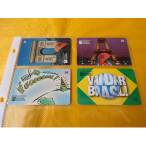 Cartão Telefônico - Série - Copa Do Mundo 98 - Nº 1417