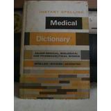 Medical Dictionary Spelling Medicina Bologia Farmacia 320p