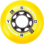 Ruedas Roller Profesionales Gyro 72mm - 85a
