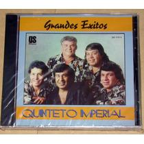 Grandes Exitos Quinteto Imperial Cd Nuevo Sellado