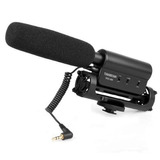 Microfone Shotgun Takstar Sgc-598 - Canon Nikon Sony Olympus