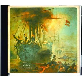 Cd Remasterizado Mar Marinha Marinheiro Canções Do Mar